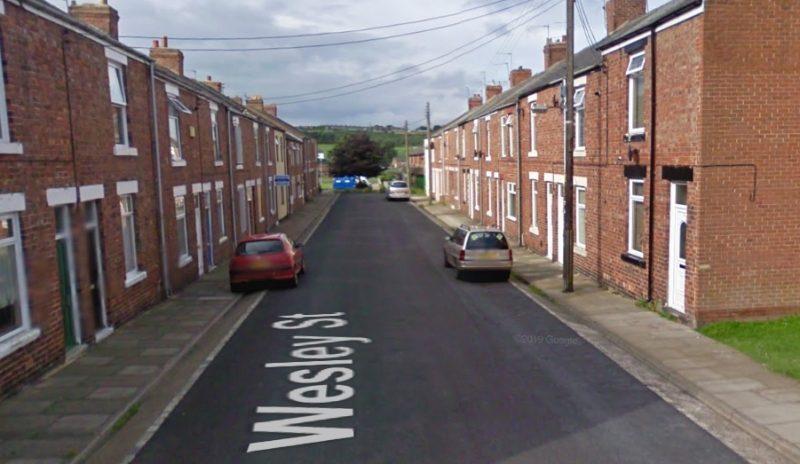 Wesley Street, Coundon Grange
